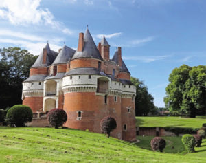 Chateau Fort de Rambures