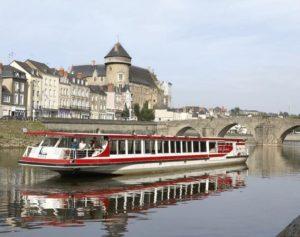 Croisière sur la Mayenne